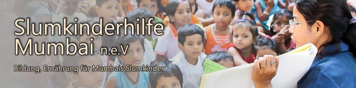 Slumkinderhilfe Mumbai n.e.V.
